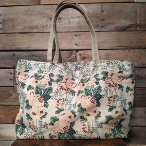 Vintage Floral Large Bueno Tote